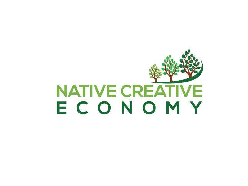 Konkurrenceindlæg #22 for Logo for Native Creative Economy
