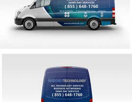 hadildafirenz님에 의한 Design vehicle graphics for Van을(를) 위한 #16