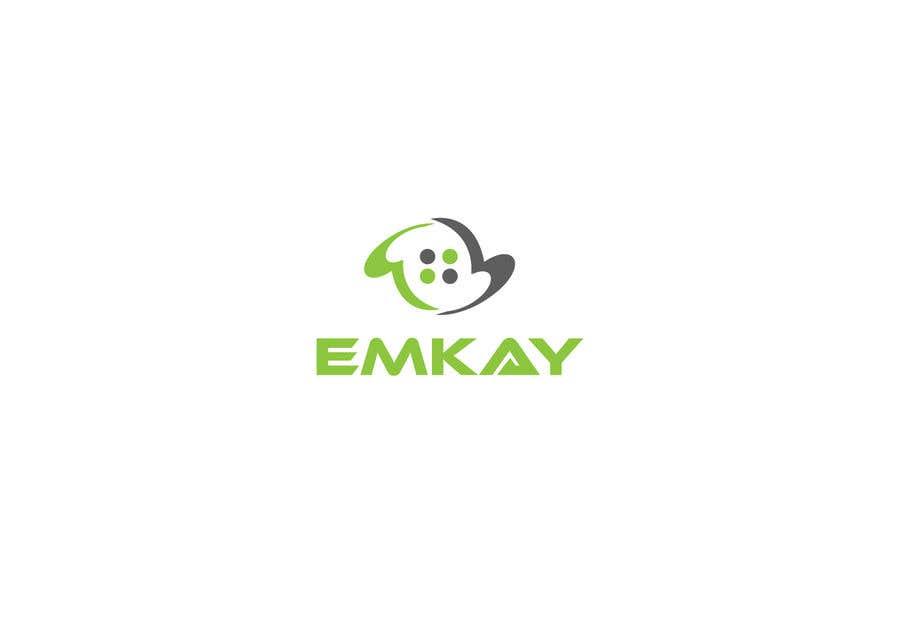 Bài tham dự cuộc thi #7 cho EMKAY logo