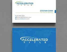 #925 для Design a name card от wefreebird