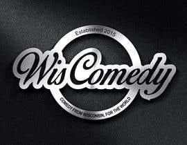 #94 cho Design a Logo for Wiscomedy - Sketch Comedy Company (Bro Humor) bởi naderzayed
