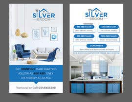 nº 104 pour Cleaning services - Flyer par talk2anilava