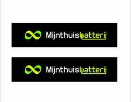 #170 para Design a modern logo for Mijnthuisbatterij por gabba13