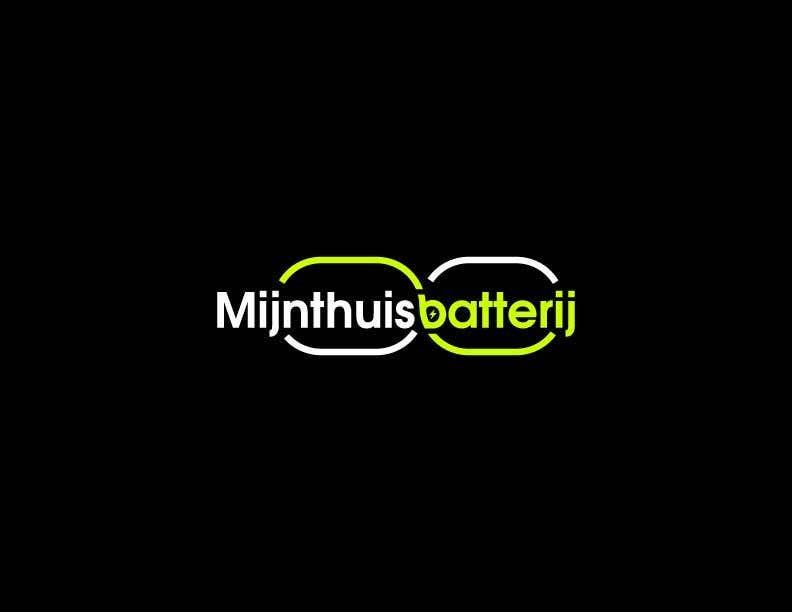 Конкурсная заявка №164 для Design a modern logo for Mijnthuisbatterij