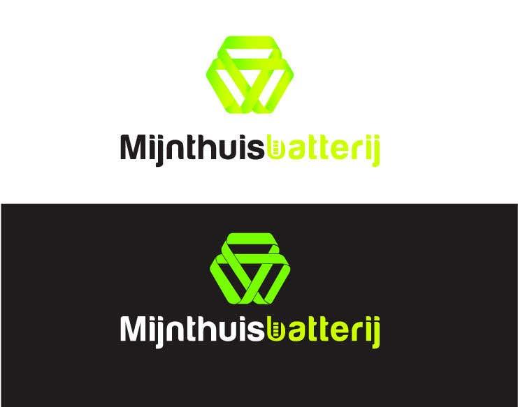 Конкурсная заявка №167 для Design a modern logo for Mijnthuisbatterij
