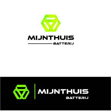 Contest Entry #176 for Design a modern logo for Mijnthuisbatterij