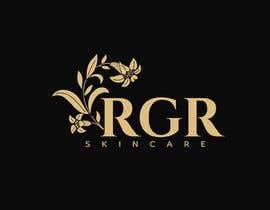 #174 untuk Make me a logo for RGR Skincare oleh MoamenAhmedAshra