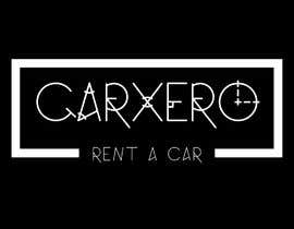 Nro 46 kilpailuun Design a logo of the brand 'CarXero' with definition as 'Rent a Car' käyttäjältä DesignerZ506
