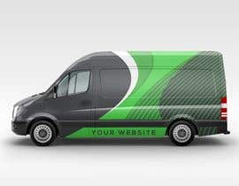 #47 for Vehicle Wrapping design for Transporter by hadildafirenz