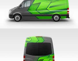 #50 for Vehicle Wrapping design for Transporter by hadildafirenz