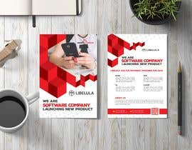 #128 cho Design a flyer for software company - Guaranteed Contest bởi sonupandit