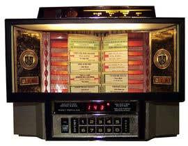#18 untuk Design retro jukebox User Interface (high res png file) oleh naeemjr