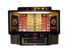 #21 untuk Design retro jukebox User Interface (high res png file) oleh naeemjr