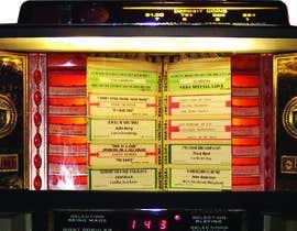 #11 untuk Design retro jukebox User Interface (high res png file) oleh eliasuddin38652