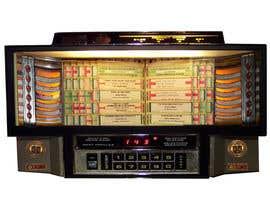 #24 untuk Design retro jukebox User Interface (high res png file) oleh mdrofiqul99