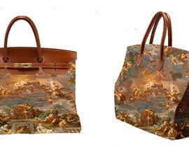 #4 cho 3D model Hermès Birkin Bag with painting. bởi sonnybautista143