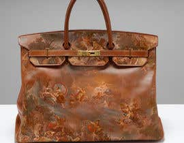 #11 untuk 3D model Hermès Birkin Bag with painting. oleh runningmoon