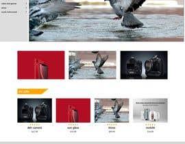 #8 untuk Build a website home page oleh somrat93