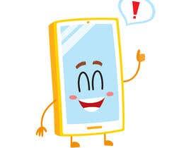 Nro 14 kilpailuun Create a Question Mark cartoon character käyttäjältä wwwmukul