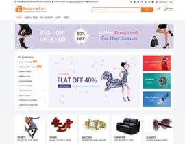 #13 untuk Simply recommend a shopify theme that will best suit our business oleh Mejba2004