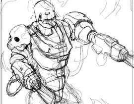 Nro 7 kilpailuun RoboMonster Contest (4th run) - Highly armored robot käyttäjältä acbasaran