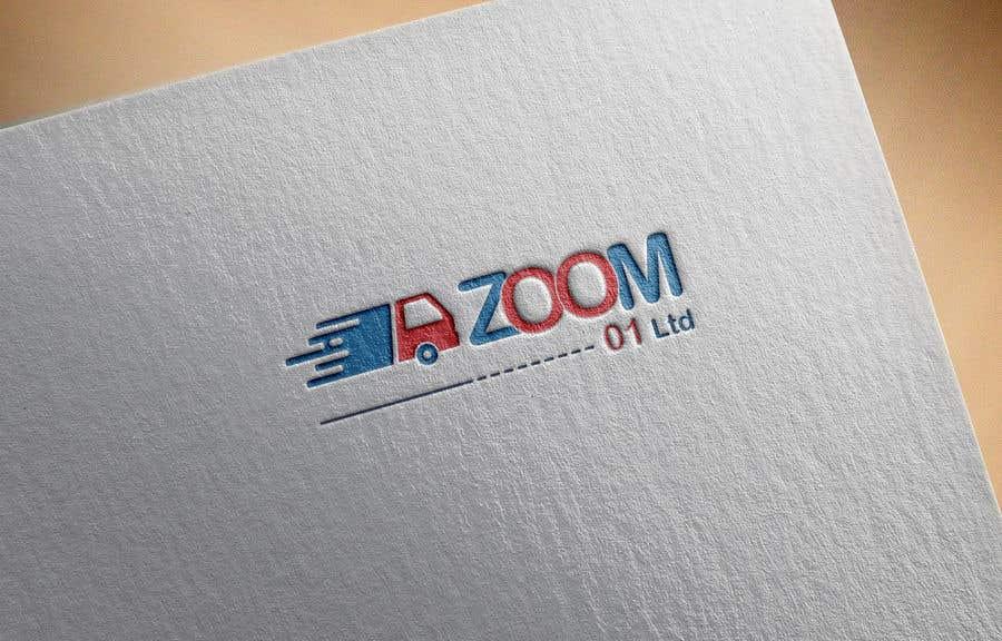 "Bài tham dự cuộc thi #122 cho Logo for Transportation Company ""Zoom 01 Ltd"""