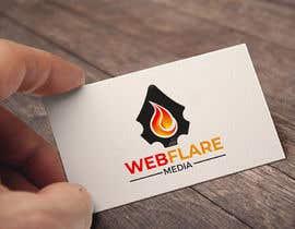 #67 for WebFlare Media, Logo and Icon af nilufab1985