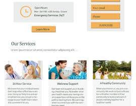 ronzwebfactory tarafından Design my front page için no 32