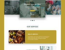 nobindesigner tarafından Design my front page için no 25