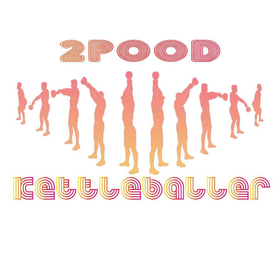 Inscrição nº                                         23                                      do Concurso para                                         Design a Logo for Kettleballer graphic