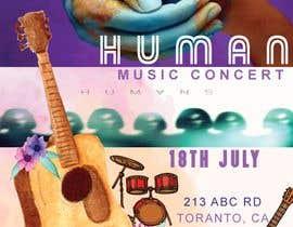 #9 para MUSIC EVENT POSTER - Music academy live show por ashswa