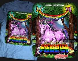 #48 para T-Shirt Design por GribertJvargas