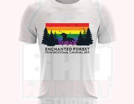 #52 para T-Shirt Design por BadWombat96