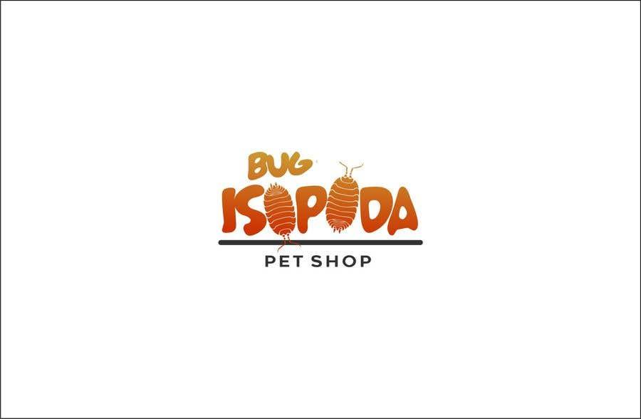 Contest Entry #7 for Logo Design For Bug Company Isopoda Pet