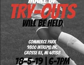 hanaserag tarafından URGENT need flyer made for make-up tryouts için no 6