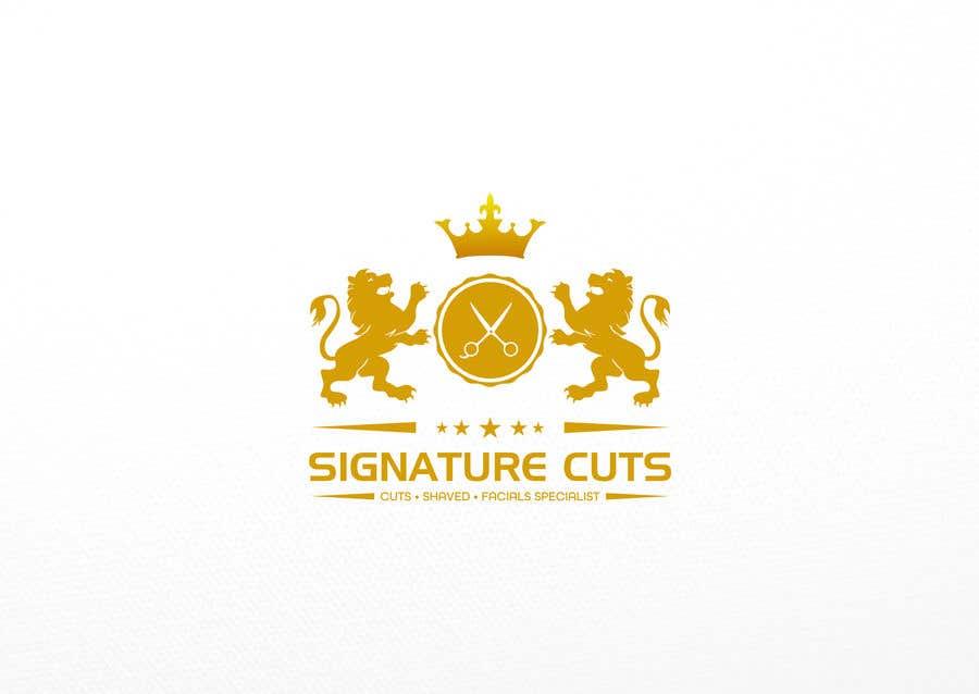 Kilpailutyö #38 kilpailussa Logo Design - Signature Cuts