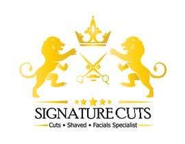 nº 25 pour Logo Design - Signature Cuts par Refat7