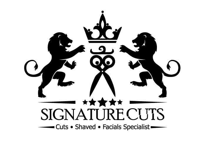 Kilpailutyö #30 kilpailussa Logo Design - Signature Cuts