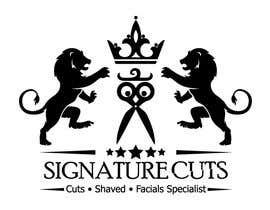 nº 30 pour Logo Design - Signature Cuts par Refat7