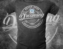 #105 for T-shirt and Hat Design for DreamWay Media af MdRobiulHOssin