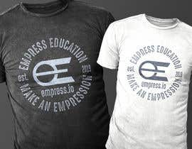 Exer1976 tarafından Line of vintage t-shirts for online trade school için no 35