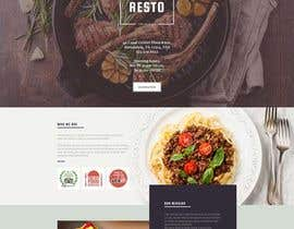 #16 for cafe website by dwivedigeeta09