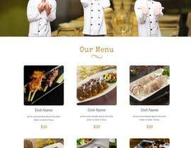 #14 for cafe website by usman1430
