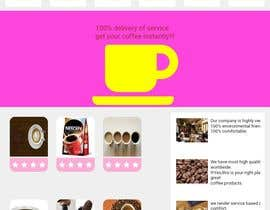 #28 for cafe website by lookmantech
