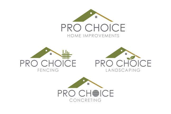 Konkurrenceindlæg #125 for Design a Logo for Home Improvement Comapany