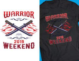 #36 for Warrior Weekend by divisionjoy5