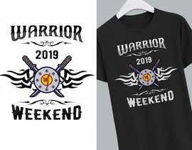 #42 for Warrior Weekend by divisionjoy5
