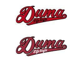 "#53 para ""DUMA"" tail clothing design por DonnaMoawad"