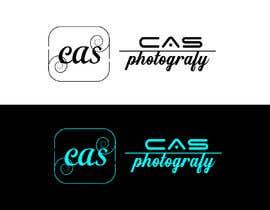 #19 for logo de CAS o CAS photofrafy en marca de agua para fotos by alomgirbd001