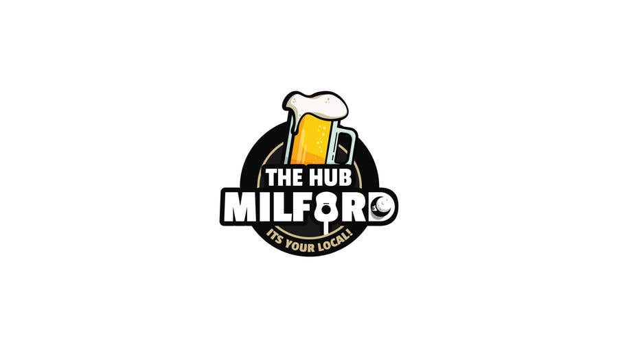 Конкурсная заявка №26 для local pub/bar logo